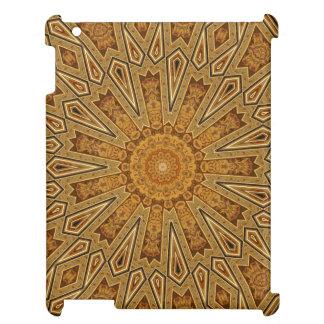 Kaleidoskop-Mandala in Wien: Muster 221,4 iPad Hülle