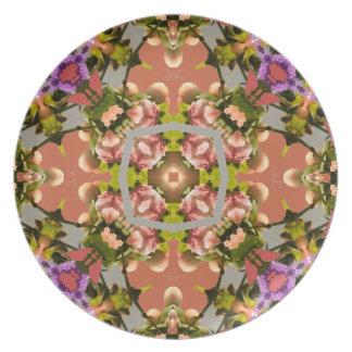 Kaleidoskop-Sammlung Party Teller