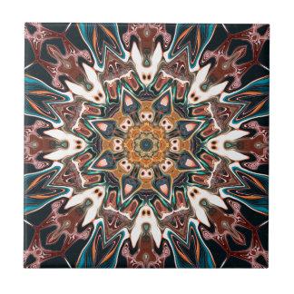 Kaleidoskop von Farben Keramikfliese