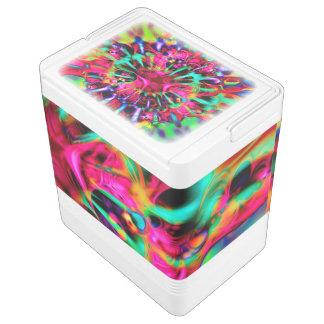 Kaleidoskopapophysis-Fraktal I Igloo Kühlbox