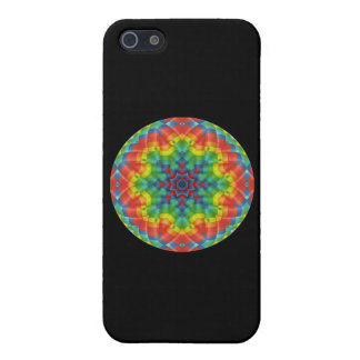 Kaleidoskopischer Heißluft-Ballon 4 iPhone 5 Case