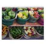Kalender 2011 - Veggies und Frucht