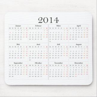 kalender 2014 mousepads und kalender 2014 mouse pads. Black Bedroom Furniture Sets. Home Design Ideas
