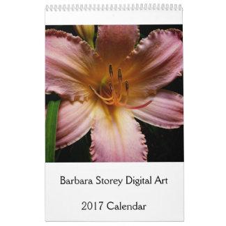 Kalender Barbara-Geschoss-Digital-Kunst-2017