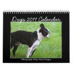 Kalender der Hund2011