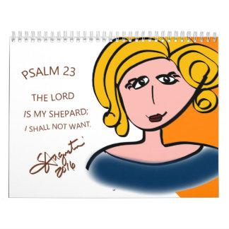 KALENDER DER PSALME