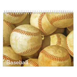 Kalender des Baseball-2018