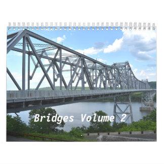 Kalender des Brücken-Volumen-2