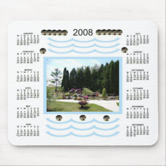 KALENDER DES LANDHAUS-TEICH-2008 MOUSEPADS