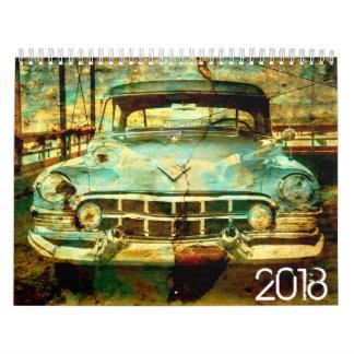 Kalender des Schmutz-2018