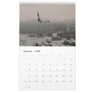 Kalender Fliege Großbritanniens 2018