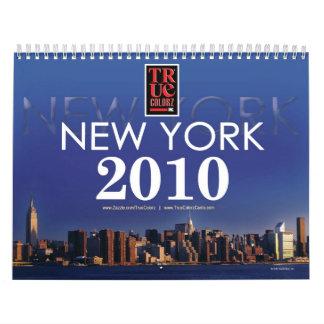Kalender - NEW YORK