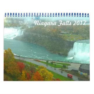 Kalender Niagara Falls 2017