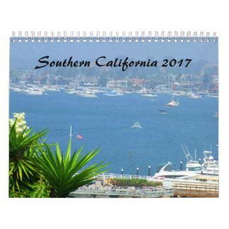 Kalender Südkaliforniens SOCAL 2017
