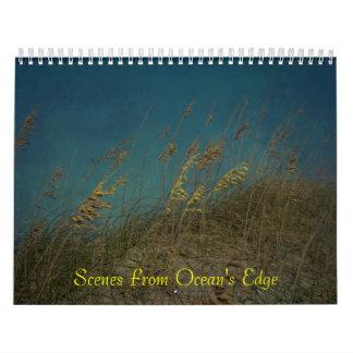 Kalender - Szenen vom Rand des Ozeans