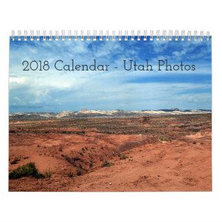 Kalender Utah-Fotografie-2018