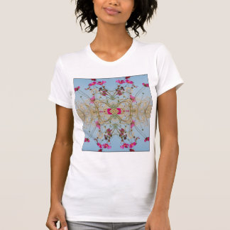 Kaliedoscope Wildblume T-Shirt