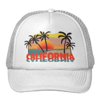 Kalifornien-Andenken Retrocap