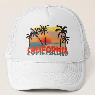 Kalifornien-Andenken Truckerkappe
