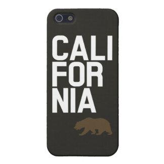 Kalifornien + Bär iPhone 5 Schutzhülle