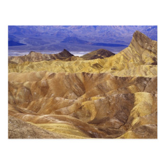 Kalifornien: Death Valley NP, Ansicht von Postkarte