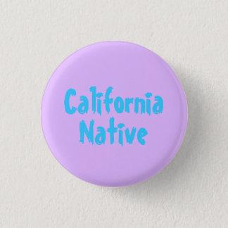 Kalifornien-Eingeborener Runder Button 3,2 Cm