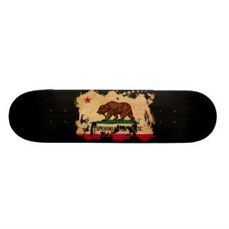 Kalifornien-Flagge 20,6 Cm Skateboard Deck