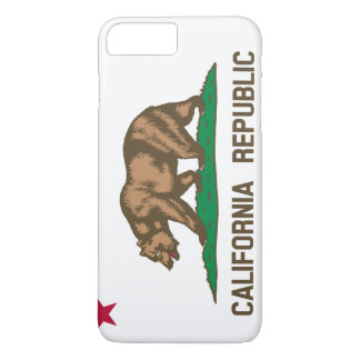 KALIFORNIEN-FLAGGE iPhone 8 PLUS/7 PLUS HÜLLE