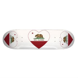 Kalifornien-Flagge Vistaherz Personalisierte Skateboards