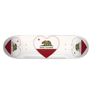 Kalifornien-Flaggen-Bischof Personalisiertes Skateboarddeck