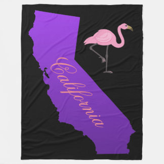 Kalifornien Fleecedecke