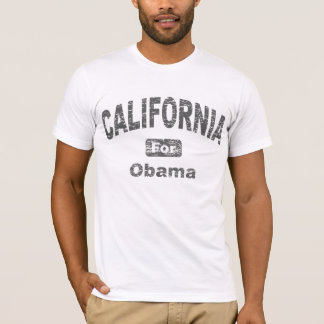 Kalifornien für Barack Obama T-Shirt