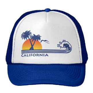 Kalifornien-Hut Retrokult Cap