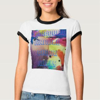 KALIFORNIEN, JÄHRLICHER ARNOLD CHIARIRALLY T-Shirt