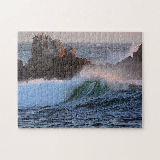 Kalifornien-Küste Puzzle