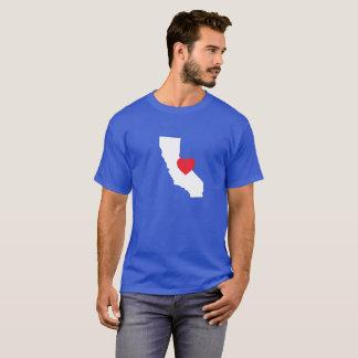 Kalifornien-Liebe-T - Shirt