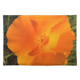 Kalifornien-Mohnblume Tischset