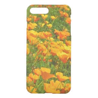 Kalifornien-Mohnblumen iPhone 8 Plus/7 Plus Hülle