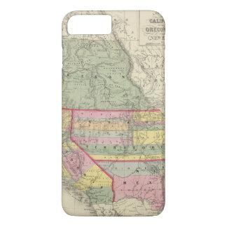 Kalifornien, Oregon, Utah, New Mexiko 2 iPhone 8 Plus/7 Plus Hülle