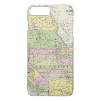 Kalifornien, Oregon, Washington, Utah, New Mexiko iPhone 8 Plus/7 Plus Hülle