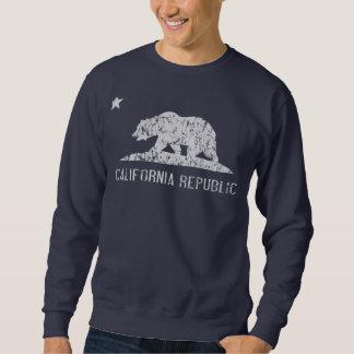 Kalifornien-Republik beunruhigt Sweatshirt