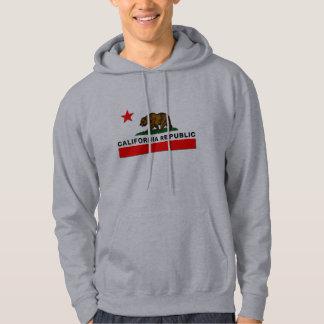 Kalifornien-Republik Hoodie