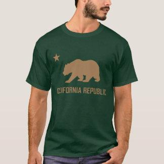 Kalifornien-Republik-T - Shirt