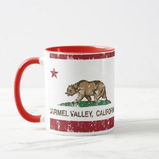 Kalifornien-Republikflagge carmel Tal Tasse