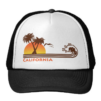 Kalifornien Retrokappen
