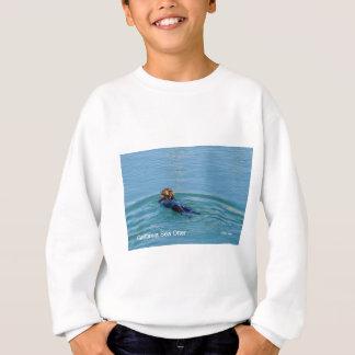 Kalifornien-Seeotter-Kalifornien-Produkte Sweatshirt