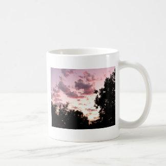 Kalifornien-Sonnenuntergang Tasse