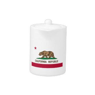Kalifornien-Staats-Flagge