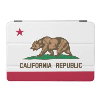 Kalifornien-Staats-Flagge iPad Mini Cover