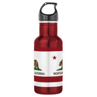 Kalifornien-Staats-Flagge Montclair Trinkflaschen